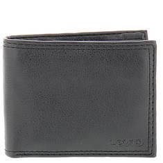 Levi's Traveler w/Interior Zipper Wallet