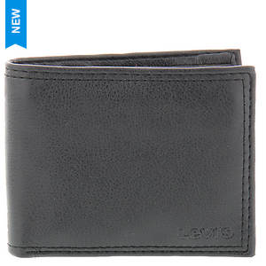 Levi's Traveler w/Interior Zipper Wallet