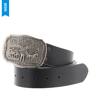 Levi's Bridle/Plaque Buckle Belt