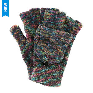 Steve Madden Women's Spacedyed Magic Convertible Glove