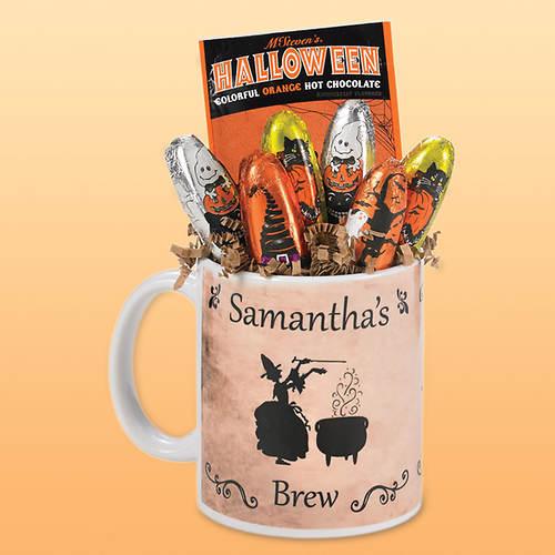 Personalized Witch's Brew Mug