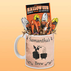 Personalized Witch's Brew Mug
