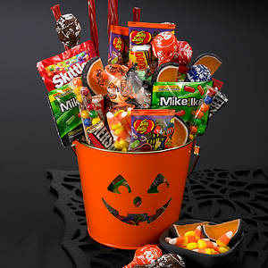 Trick-or-Treat Pail
