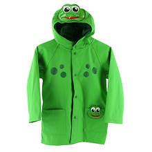 Western Chief Frog Raincoat (Boys')