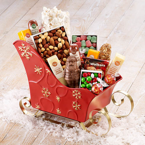 Christmas Sleigh of Treats