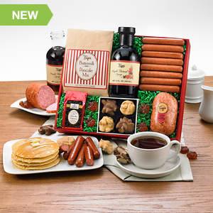 Family Style Maple Breakfast