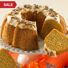 Cream Cheese Pumpkin Cake