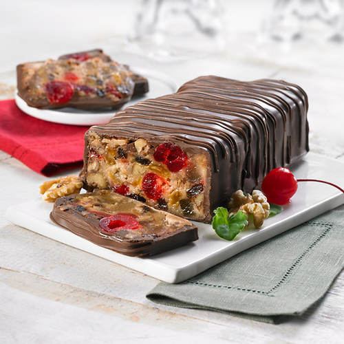 Grandma's Chocolate Fruitcake