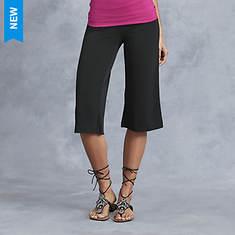 Knit Culotte Pant