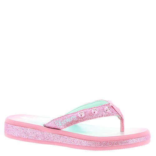 Skechers Twinkle Toes: Sunshines-Beach Chic (Girls' Toddler-Youth)