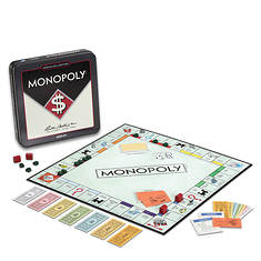 Monopoly Game - Nostalgia Tin