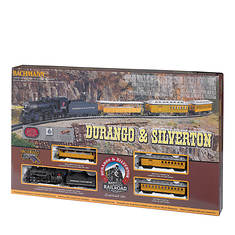 Bachmann Durango & Silverton Train Set