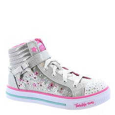 Skechers Twinkle Toes Shuffles-Starry Spirit (Girls' Toddler-Youth)