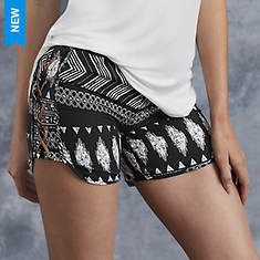 Boho Side-Lace Short