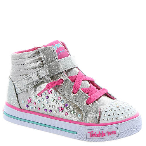 Skechers Twinkle Toes Shuffles-Starry Spirit 10712N (Girls' Infant-Toddler)