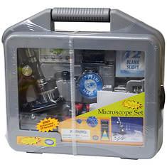 Elenco Microscope Set with Case