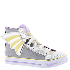 Skechers Twinkle Toes Shuffles-Flutter Fortune (Girls' Toddler-Youth)