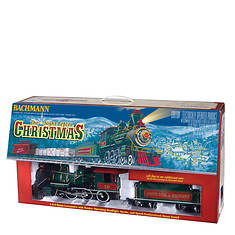 Bachmann Night Before X-Mas Train Set