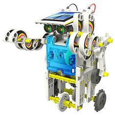 Elenco 14-in-1 Solar Robot