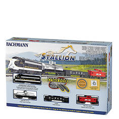 Bachmann The Stallion N Train Set