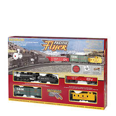 Bachmann Pacific Flyer Train Set