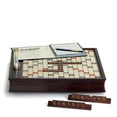 Scrabble - Wooden Edition
