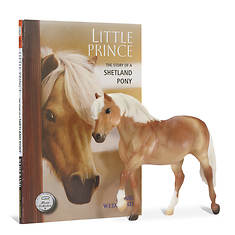 Breyer Little Prince Book and Horse Set