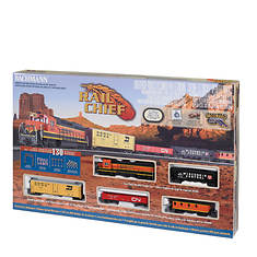 Bachmann Rail Chief Train Set