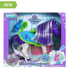 Breyer Ella Color Change Surprise Bath Toy