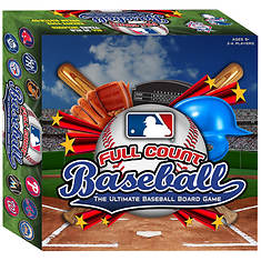 Full Count Baseball: The Ultimate Baseball Board Game