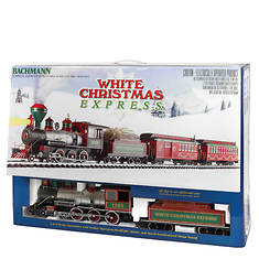Bachmann White Christmas Train Set