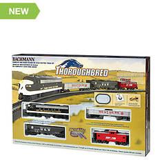 Bachmann Thoroughbred Train Set