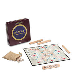 Scrabble Game - Nostalgia Tin