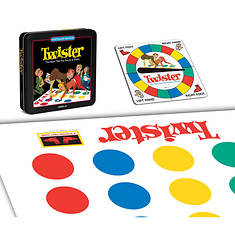 Twister Game - Nostalgia Tin