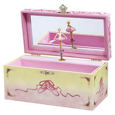 Enchantmints Ballet Shoes Jewelry Box