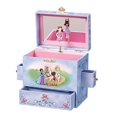 Enchantmints Fairy Tale Princess Jewelry Box