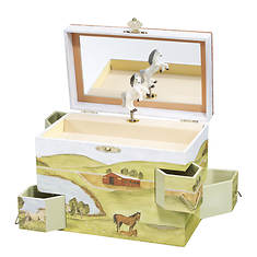 Enchantmints Hideaway Horse Jewelry Box