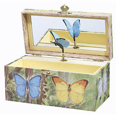 Enchantmints Butterflies Jewelry Box