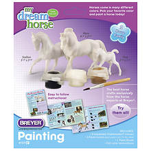 Breyer My Dream Horse-Horse Family Painting Kit