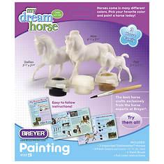 Breyer My Dream Horse-Horse Family Painting Kit
