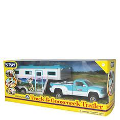 Breyer Pick-Up Truck and Gooseneck Trailer
