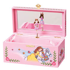 Enchantmints Royal Garden Princess Jewelry Box