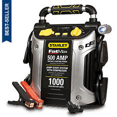 Stanley® 500-Amp Jumpstarter With Air Compressor
