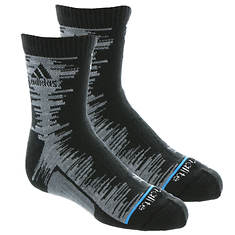 adidas Frequency 2-Pack Quarter Socks (Boys')