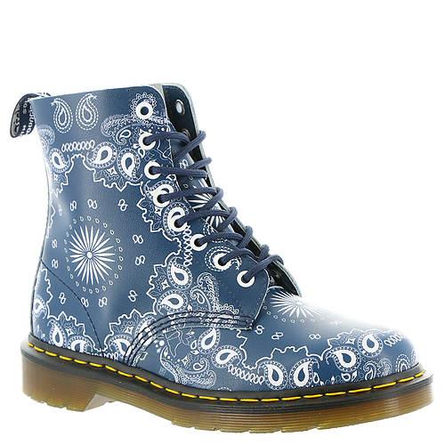 Dr Martens Pascal Bandana 8 Eye Boot (Women's)