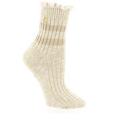 Birkenstock Women's Fashion Cotton Slub Socks