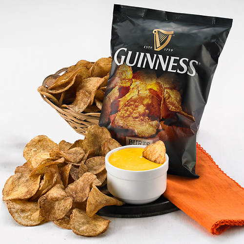 Chee-Z Dippin' Delights Cheddar & Guinness® Chips