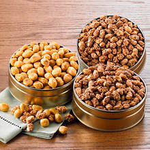 Butter Toffee Peanuts - Trio