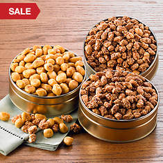 Butter Toffee Peanuts - Butter Toffee