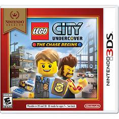 Nintendo 3DS NS Legocity Undercover